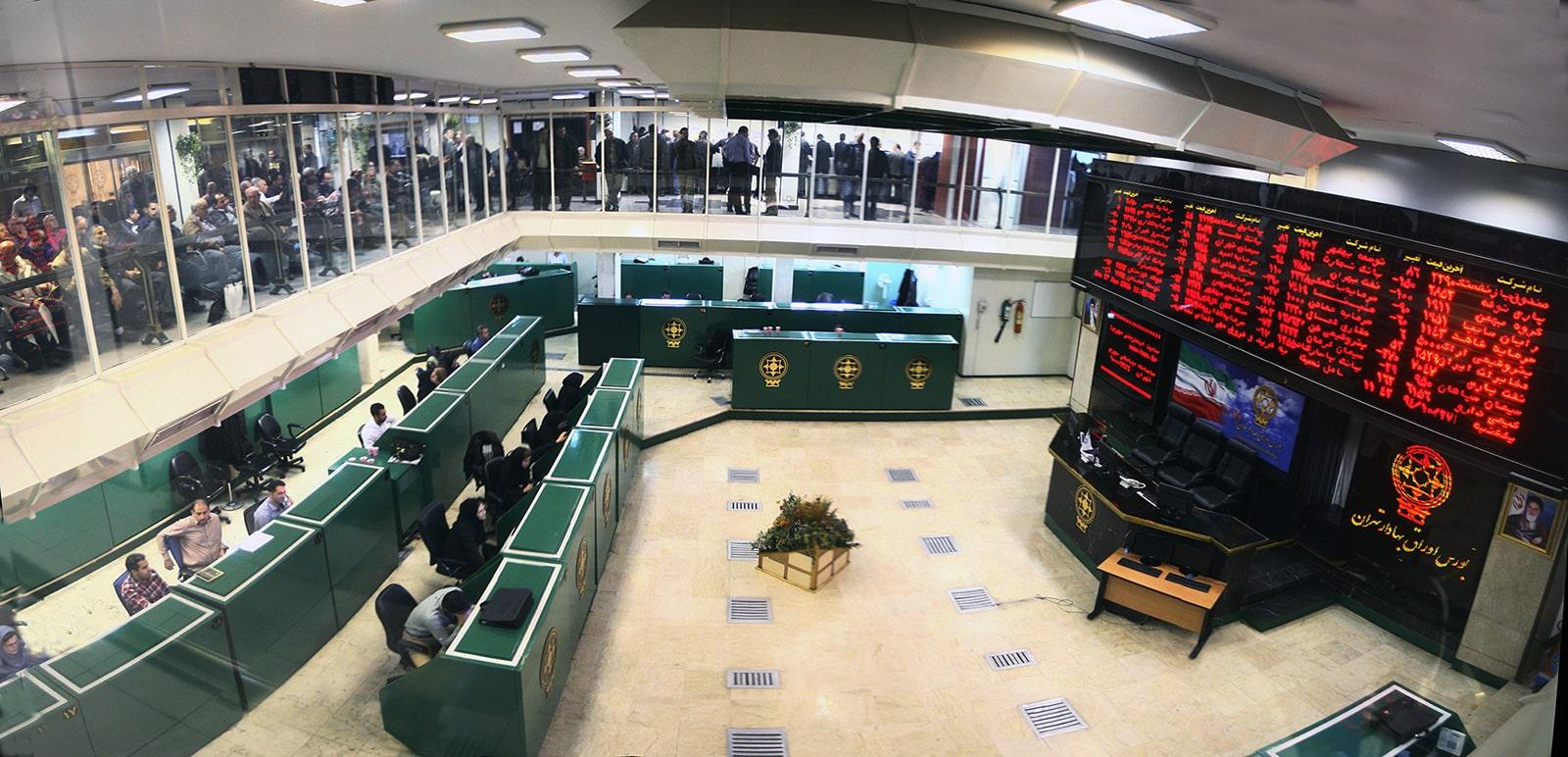 بازار بورس