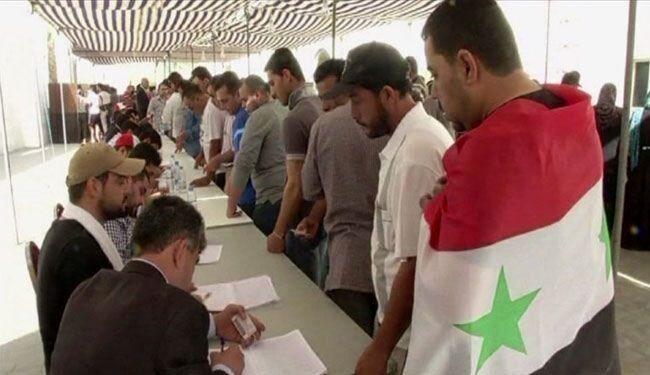 دمشق ۲۰۱۴ تا امروز ؛ سوریها باردیگر پای صندوق های رای حاضر میشوند