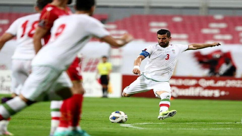 بازگشت حاج صفی به ترکیب اصلی تیم ملی فوتبال