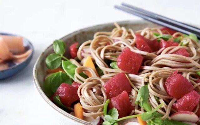 ورود ماهی تن گیاهی به رستورانها از سال آینده!