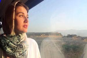 چهره نچرال گلوریا هاردی، همسر ساعد سهیلی + عکس
