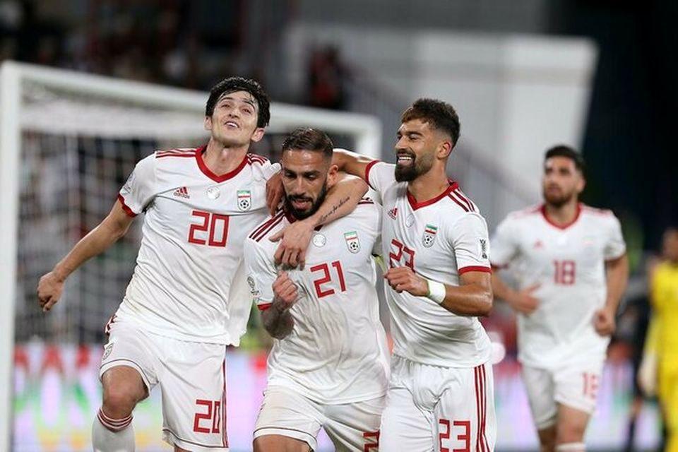پیراهن جدید تیم ملی فوتبال ایران +عکس