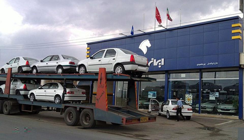 رکورد جدید قیمت محصولات ایران خودرو در بازار (شنبه 24 مهر)