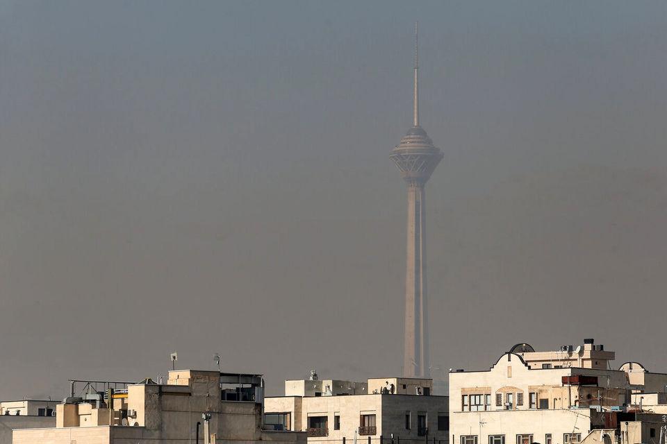 آیا هوای تهران همچنان ناسالم است؟