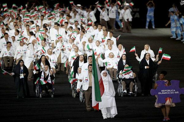 ترکیب کاروان ایران در پارالمپیک توکیو هفته آینده نهایی میشود