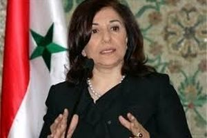 مشاور اسد: حل مساله فلسطین با پایان اشغالگری اسرائیل آغاز میشود/ انتخابات سوریه امری داخلی است