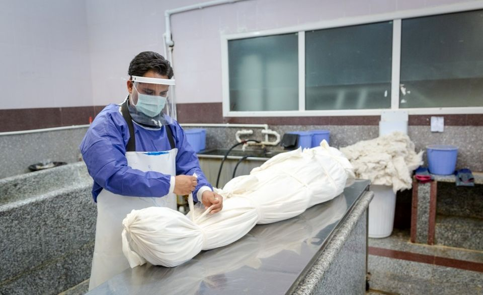 اخبار کرونا: سونامی مرگومیر در انتظار تهران + ویدئو