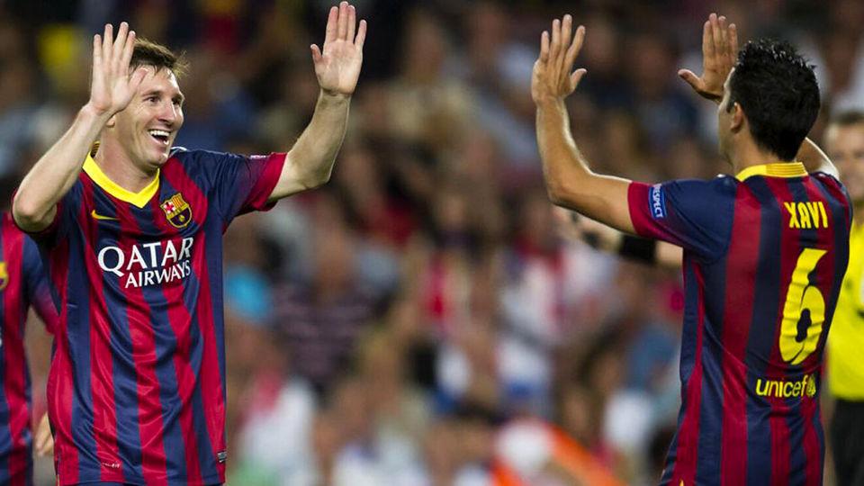 خبر ورزشی: ژاوی چه واکنشی به جدایی مسی از بارسا نشان داد؟