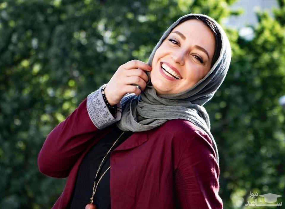 عکس: کشف حجاب مجری معروف تلویزیون + عکس